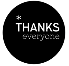 thankseveryone